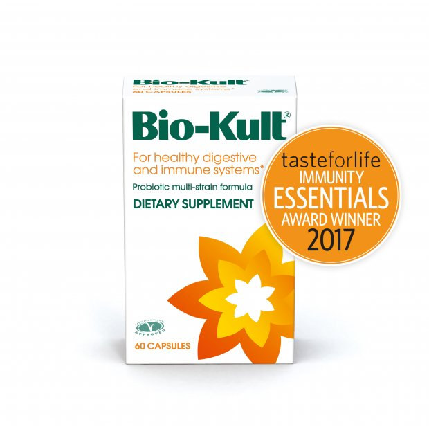 Immunity Essentials Award Winner 2017!
